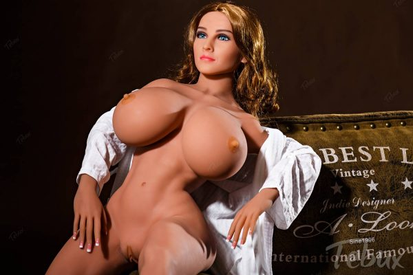 Big tits sex doll Vera naked