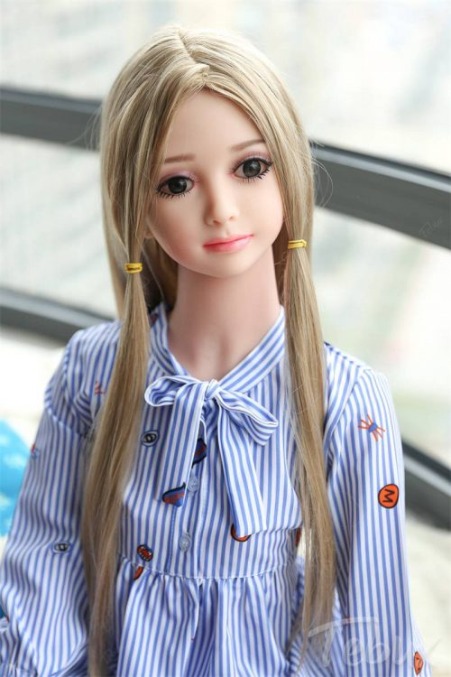 Mini sex doll Stella standing