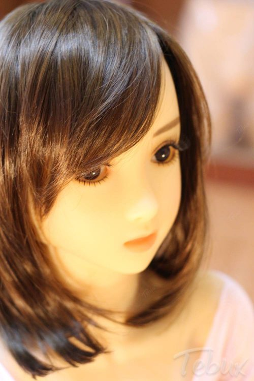 TPE love doll sitting down