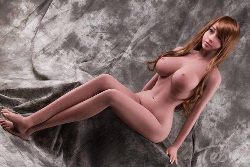 Tpe sex dol sitting down naked